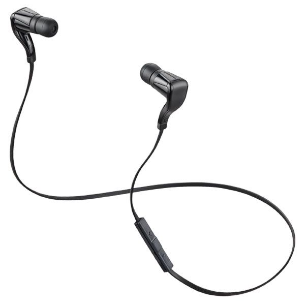 Plantronics Plantronics BackBeat Go 2 Headset with mic - BLACK -Bluetooth for iOS devices