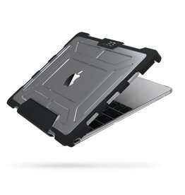 "UAG UAG Military Standard Case for MacBook 12"" Ice/Black"