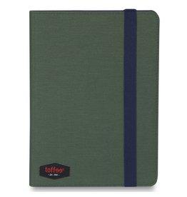 Toffee Toffee Flip Folio for iPad Air 1/2 - KHAKI