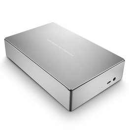 Lacie Lacie 8TB Porsche Design USB-C 3.0 (inc. USB adapter) Desktop Drive
