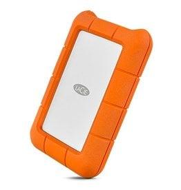 Lacie LaCie 2TB Rugged USB-C Mobile Hard Drive