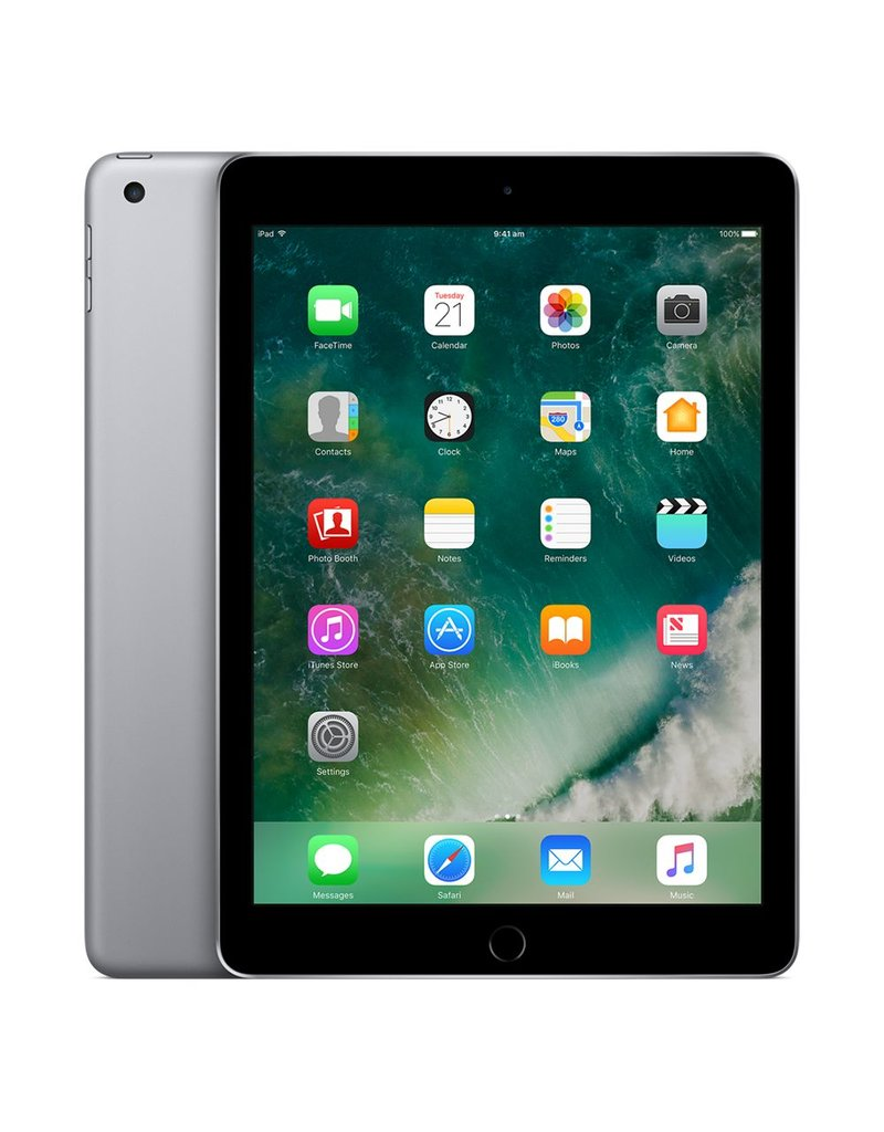 Apple iPad 128GB Wi-Fi Space Grey