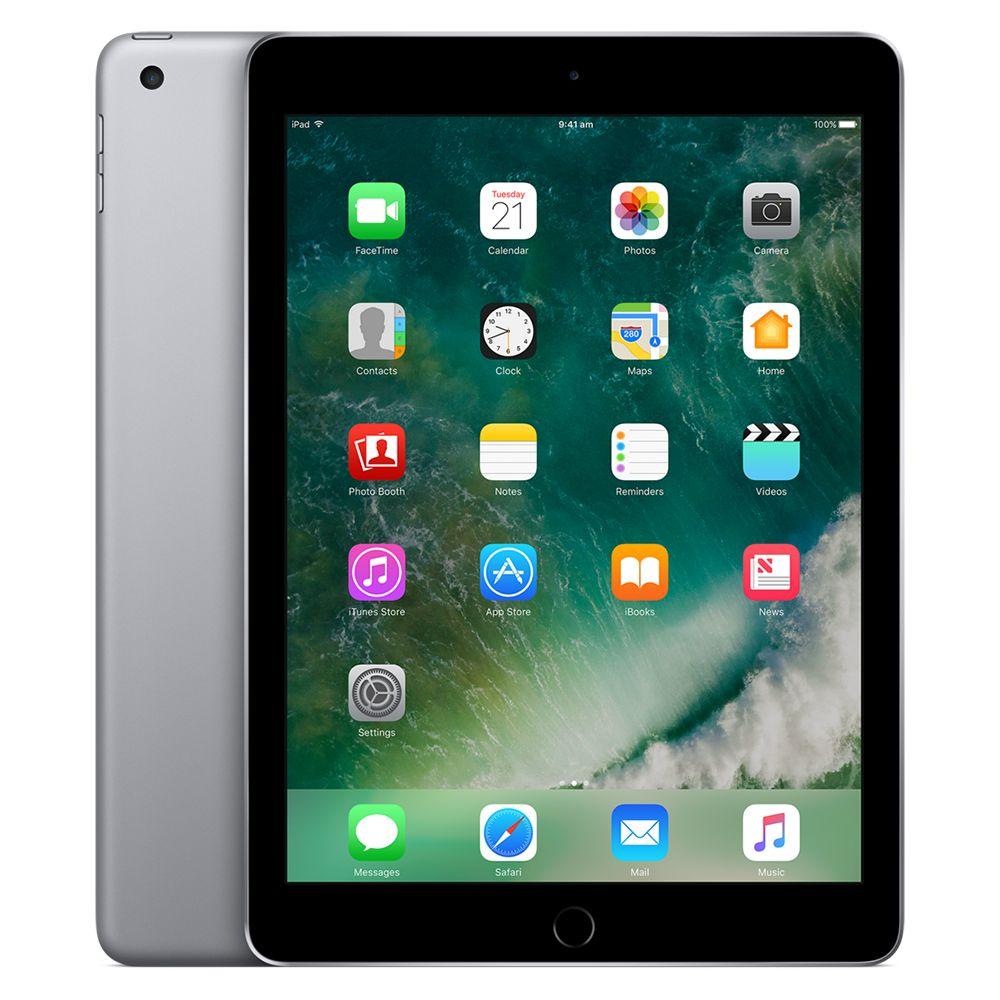 Apple iPad 128GB Wi-Fi Space Grey