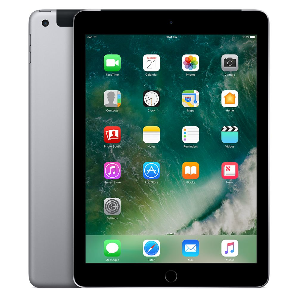 Apple iPad 32GB Wi-Fi + Cellular Space Grey