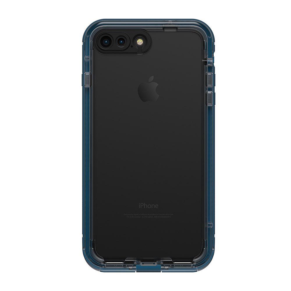 Lifeproof LifeProof Nuud Case suits iPhone 7 Plus - Midnight Indigo Blue
