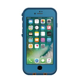 Lifeproof LifeProof Fre Case suits iPhone 7 - Cowabunga Blue/Wave Crash/Mango Tango