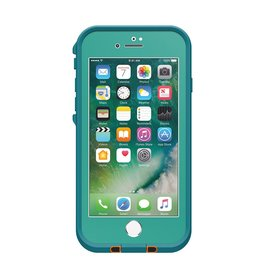 Lifeproof LifeProof Fre Case suits iPhone 7 - Light Teal/Maui Blue/Mango Tango