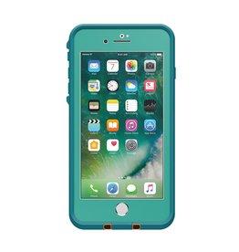 Lifeproof LifeProof Fre Case suits iPhone 7 Plus - Light Teal/Maui Blue/Mango Tango