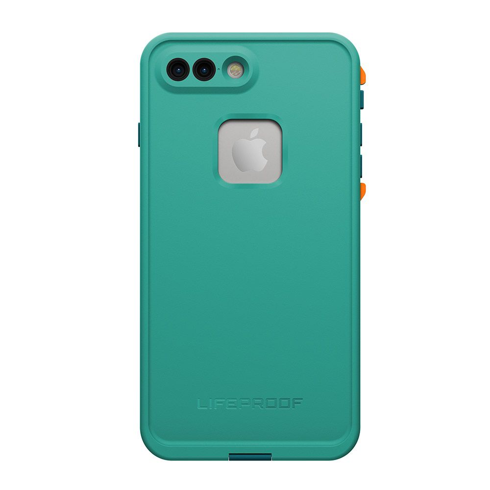 Lifeproof LifeProof Fre Case suits iPhone 7 Plus - Light Teal/Maui Blue/Mango Tango