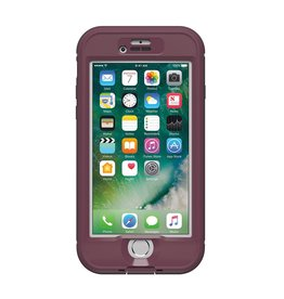 Lifeproof LifeProof Nuud Case suits iPhone 7 - Wild Berry/Deep Plum Purple/Clear