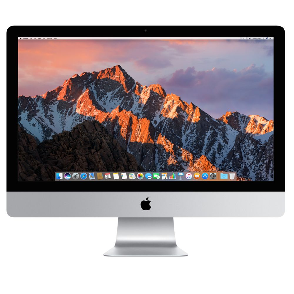 Apple 27in iMac with Retina 5K 3.8GHz i5/8GB/2TB Fusion/Radeon Pro 580 8GB