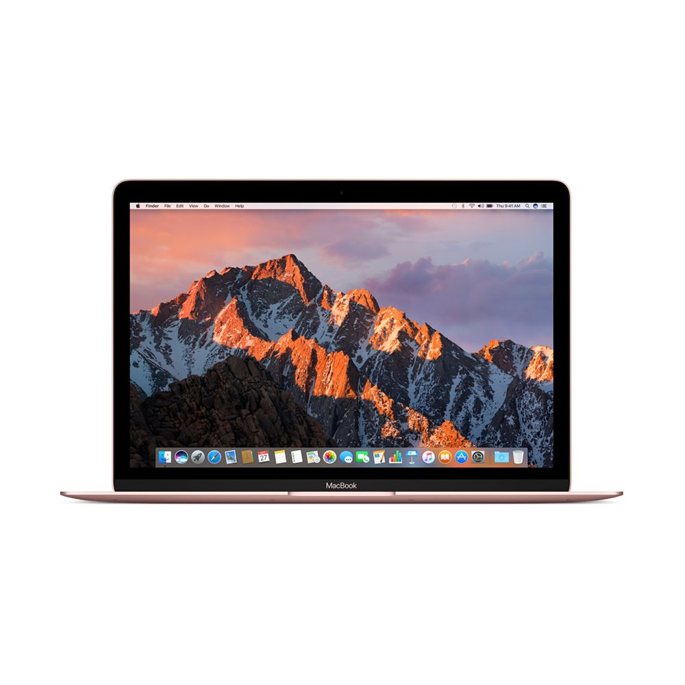 Apple MacBook 12in 1.2GHz 256GB - Rose Gold