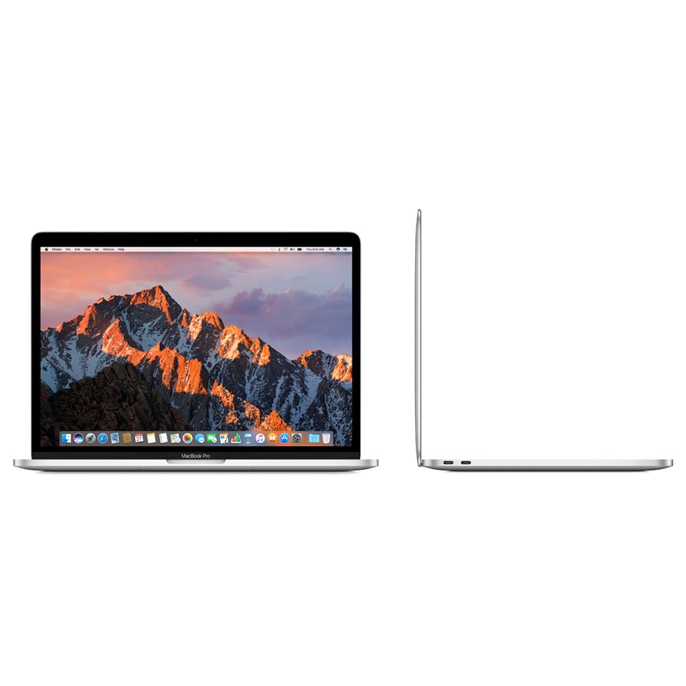 Apple 13-inch MacBook Pro with Touch Bar and Touch ID - Silver 3.1GHz Dual-Core i5 / 8GB Ram / 512GB Storage / Iris Plus 650