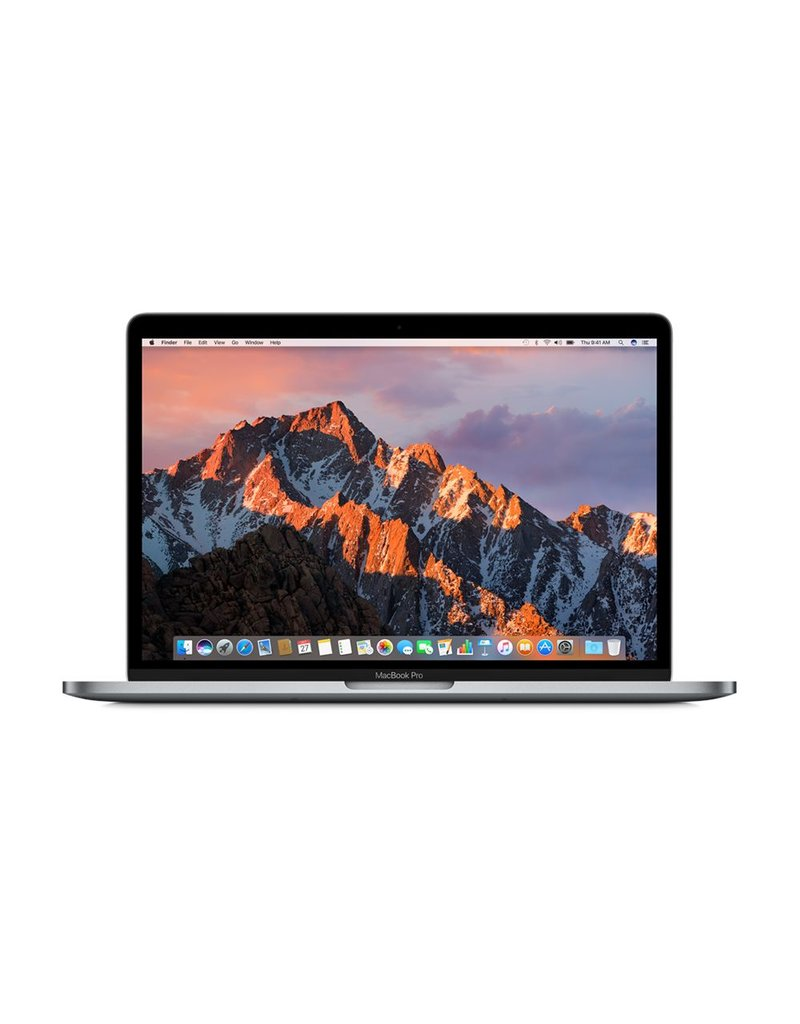 Apple 13-inch MacBook Pro with Touch Bar and Touch ID - Space Grey 3.1GHz Dual-Core i5 / 8GB Ram / 256GB Storage / Iris Plus 650