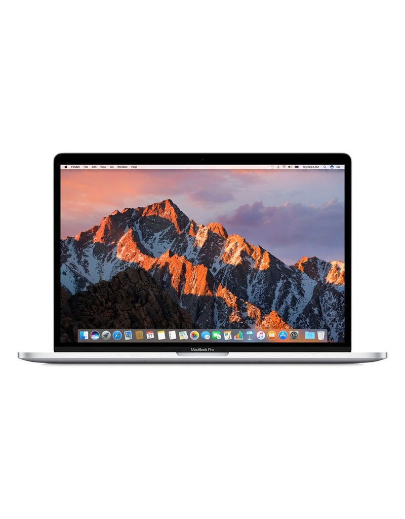 Apple 15-inch MacBook Pro with Touch Bar and Touch ID - Silver 2.8GHz Quad-Core i7 / 1GB Ram / 256GB Storage / Radeon Pro 555 2GB