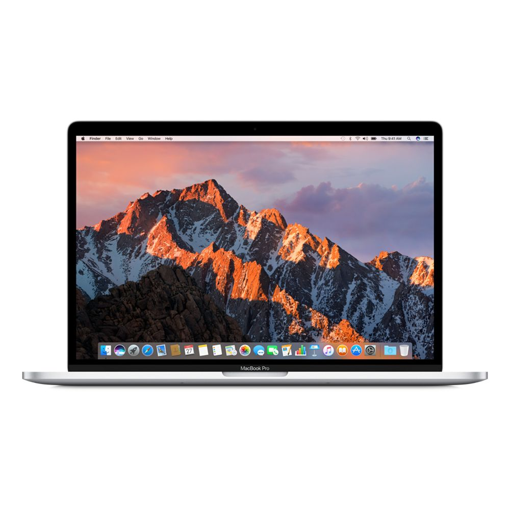 Apple 15-inch MacBook Pro with Touch Bar and Touch ID - Silver 2.9GHz Quad-Core i7 / 16GB Ram / 512GB Storage / Radeon Pro 560 4GB