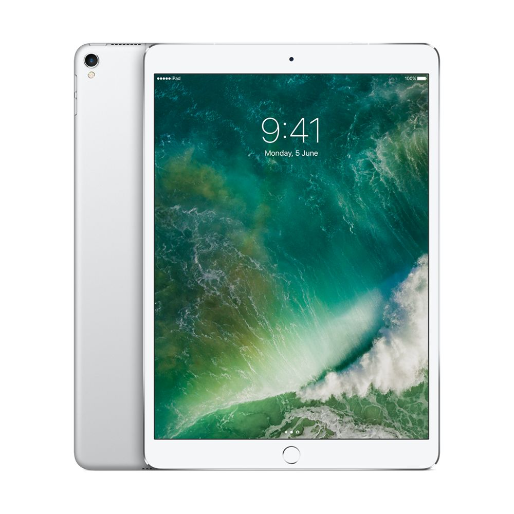 Apple iPad Pro 10.5in Wi-Fi + Cellular 64GB - Silver