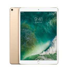Apple iPad Pro 10.5in Wi-Fi + Cellular 512GB - Gold