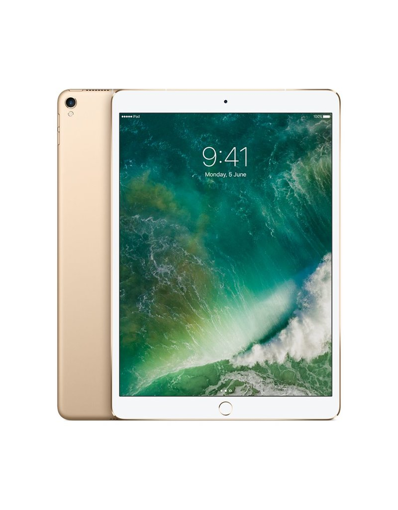 Apple iPad Pro 10.5in Wi-Fi + Cellular 512GB - Gold