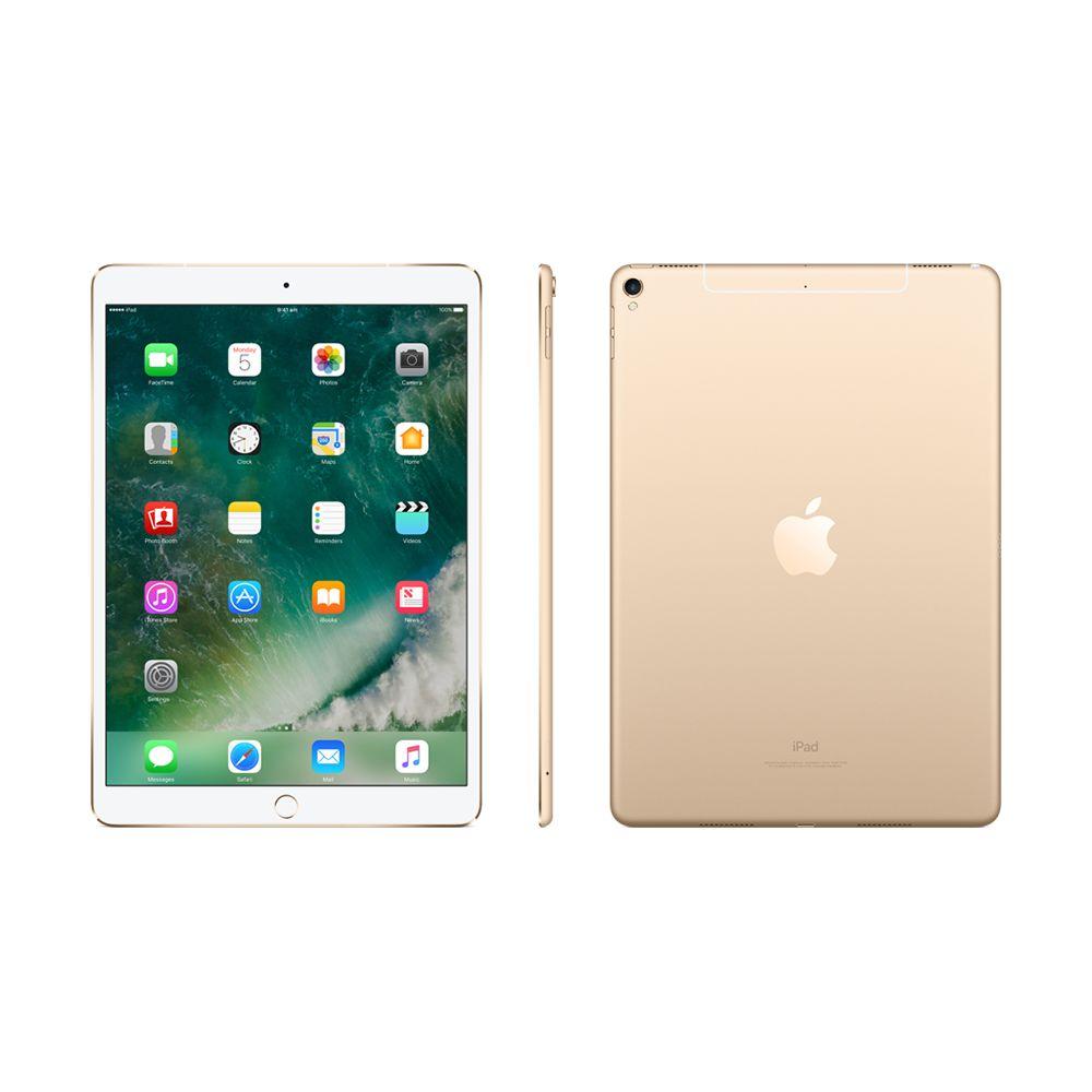 Apple iPad Pro 10.5in Wi-Fi + Cellular 64GB - Gold