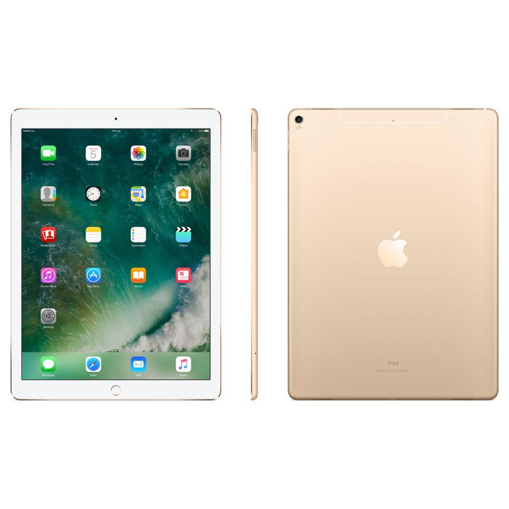 Apple iPad Pro 12.9in Wi-Fi + Cellular 256GB - Gold