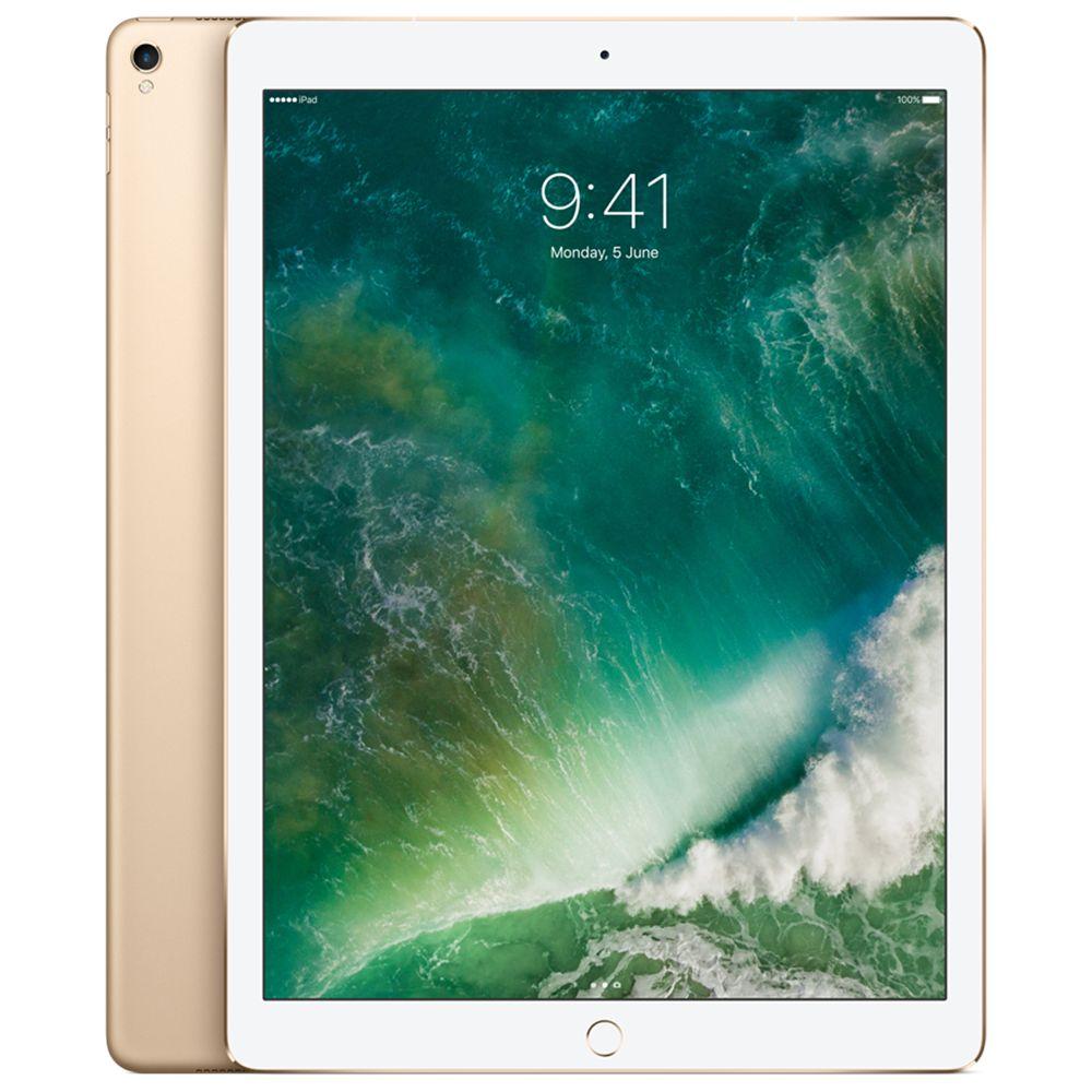Apple iPad Pro 12.9in Wi-Fi + Cellular 64GB - Gold