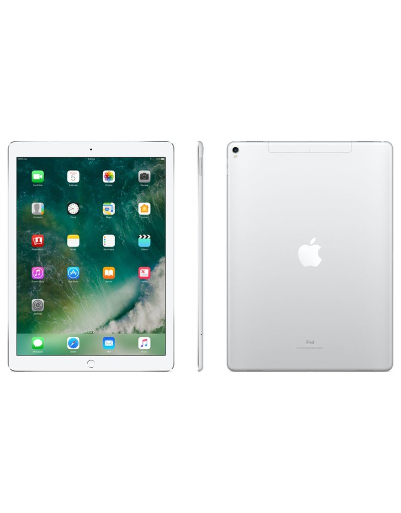 Apple iPad Pro 12.9in Wi-Fi + Cellular 256GB - Silver