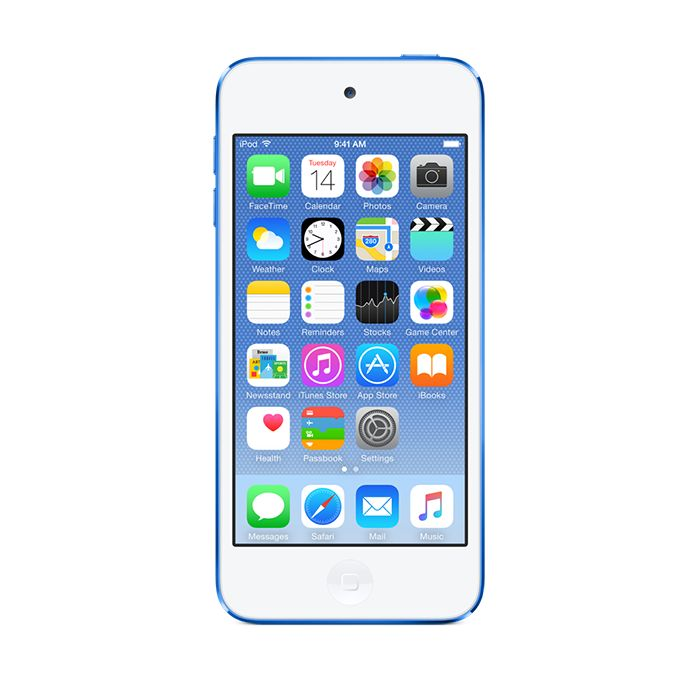 Apple iPod touch 64GB - Blue (6th gen)