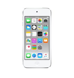 Apple Superseded - iPod touch 16GB - White & Silver (6th gen)