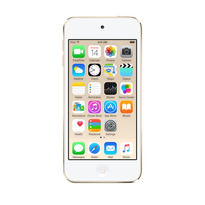 Apple iPod touch 16GB - Gold (6th gen)