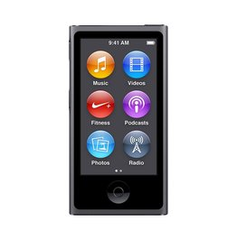Apple Superseded - iPod nano 16GB - Space Grey (8th gen)
