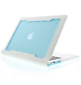 "Gumdrop Gumdrop MacBook Air 13"" - Droptech White/Blue"