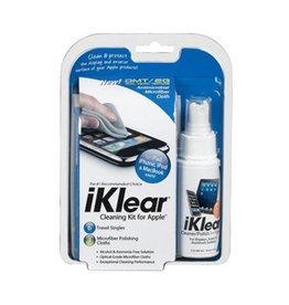 Klear Screen iKlear iPhone, iPod & Macbook Cleaning Kit 60ml