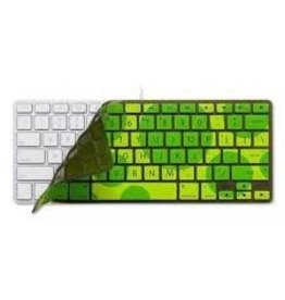 iSkin iSkin ProTouch Vibes for keyboard without keypad - Kiwi (Green + light green)