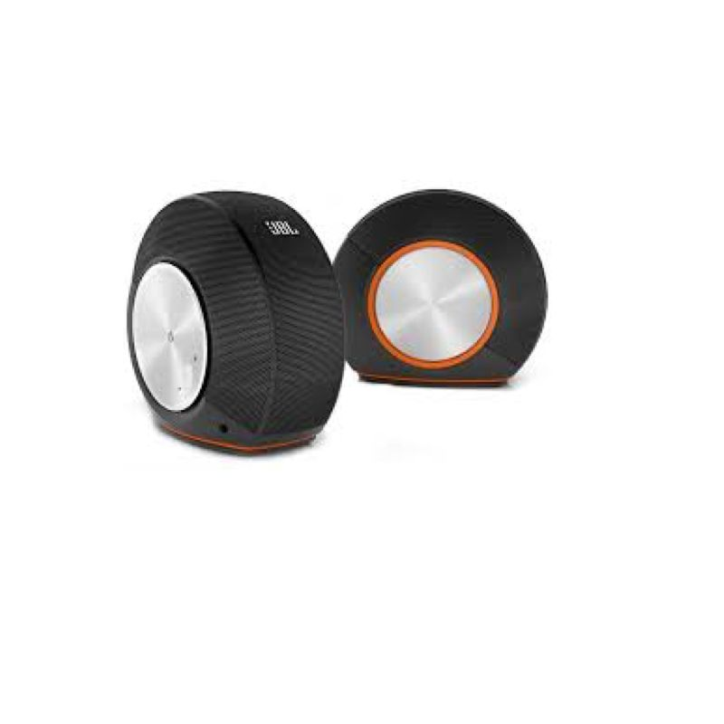JBL Multimedia JBL Pebbles - Black/Orange