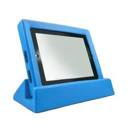 Koosh Koosh Frame and Stand for iPad2/3/4 - Blue