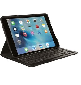 Logitech Logitech Focus Protective case with integrated keyboard for iPad mini 4