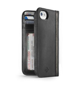 Twelve South Twelve South BookBook for iPhone 5/5S/SE- Black