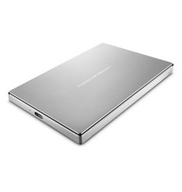 Lacie Lacie 1TB Porsche Design USB-C (inc. USB adapter) Portable Drive