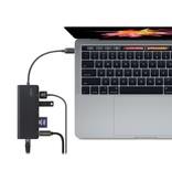 ALOGIC Alogic USB-C VROVA Plus Series Portable Docking Station  - 1 x HDMI, 2 x USB 3.0, 1 x USB-C with Power Delivery, 1 x  Ethernet and SD card slot