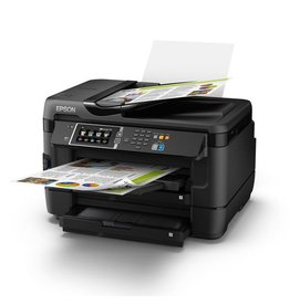 Epson EPSON WorkForce 7620 A3 Colour Multifunction Inkjet Print/Copy/Scan/Fax with Ethernet and WiFi AIRPRINT