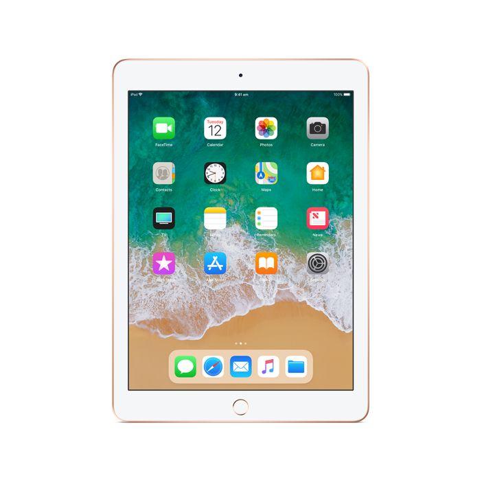 Apple iPad Wi-Fi 128GB — Gold