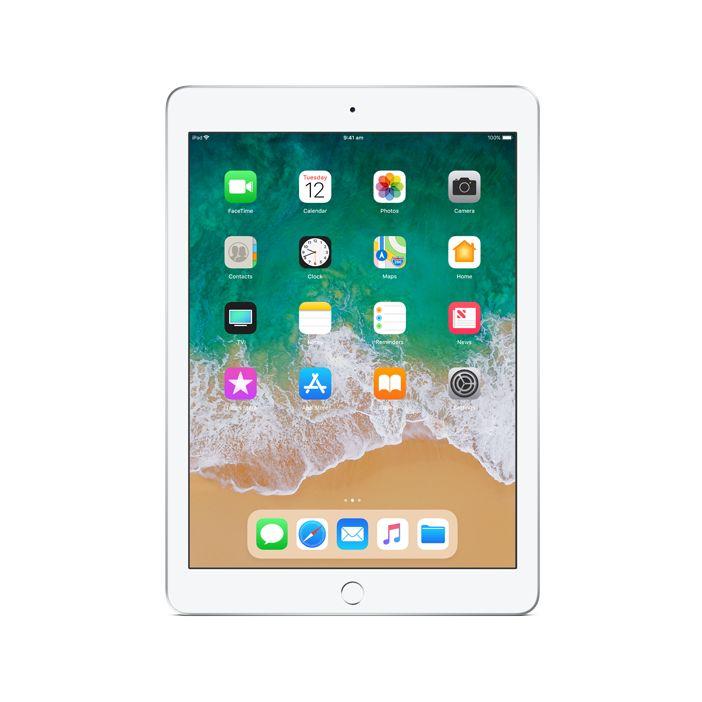 Apple iPad Wi-Fi 128GB — Silver