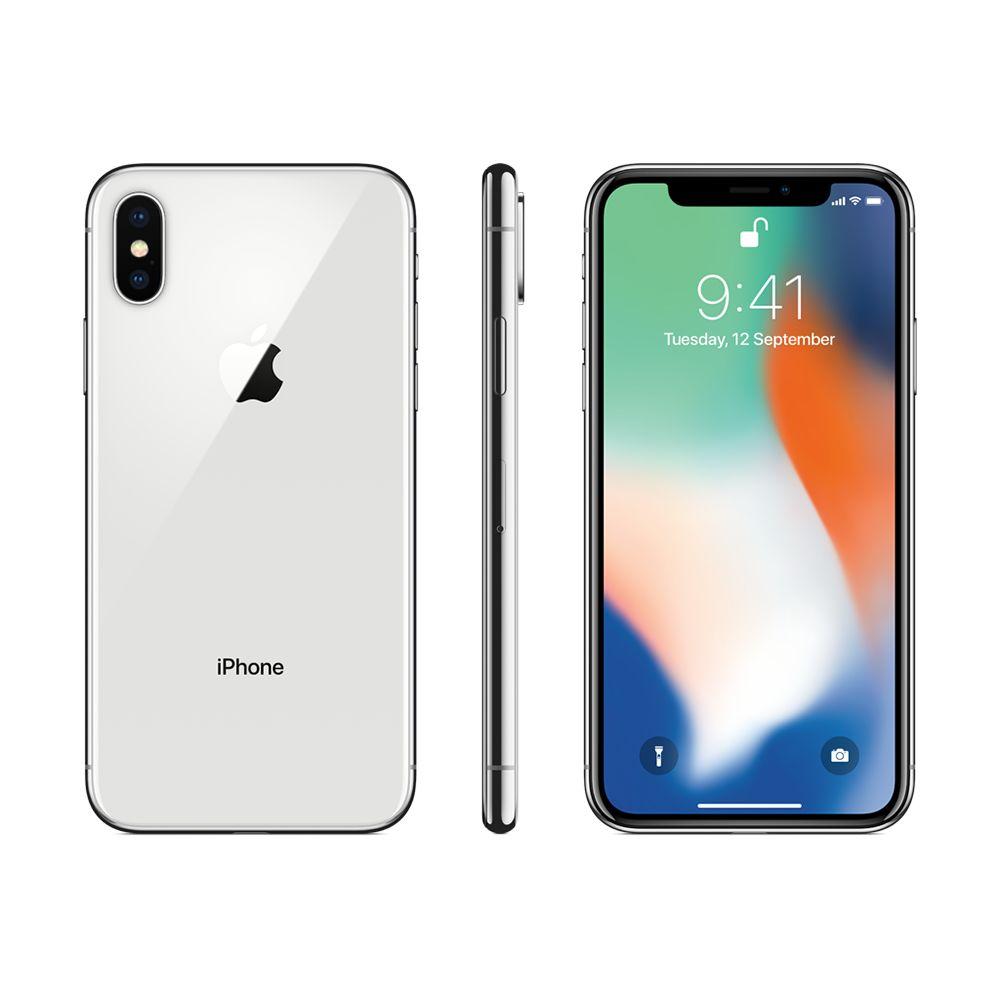 Apple Apple iPhone X 64GB - Silver