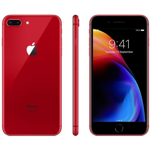 Apple Apple iPhone 8 Plus 64GB (Product) Red