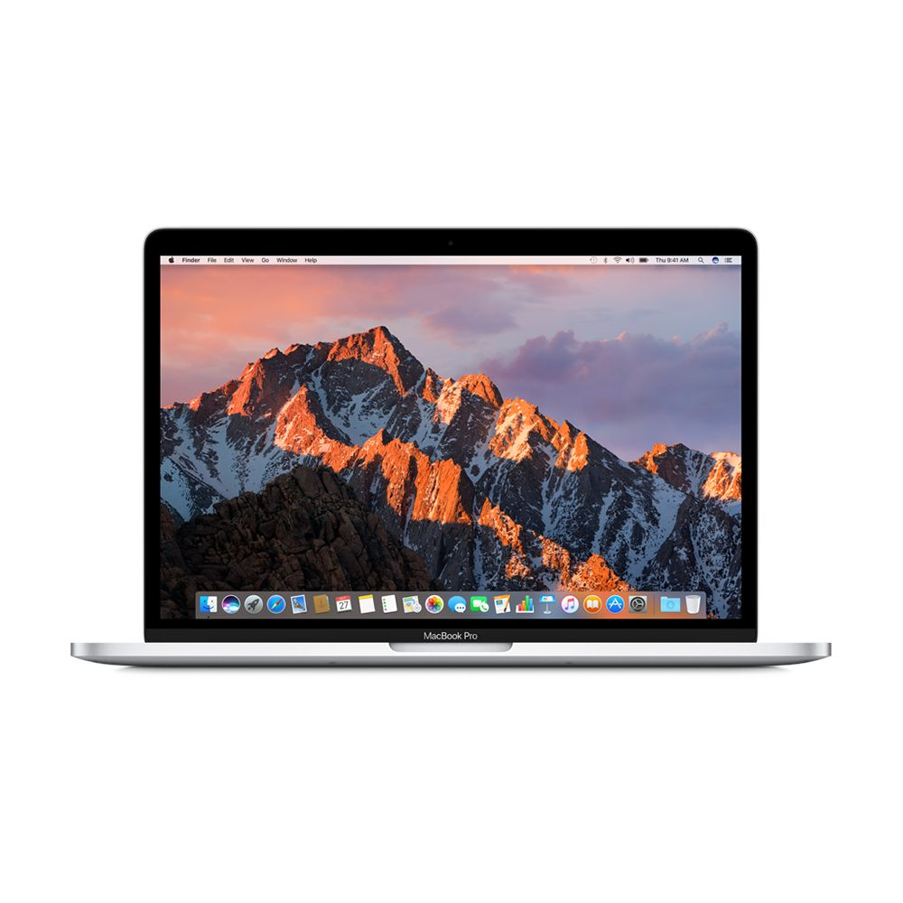 Apple 13-inch MacBook Pro with Touch Bar and Touch ID - Silver 3.1GHz Dual-Core i5 / 8GB Ram / 256GB Storage / Iris Plus 650