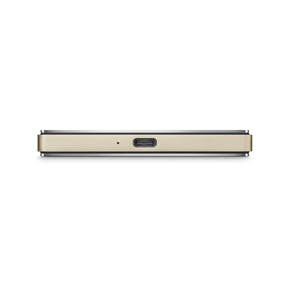 Lacie Lacie 2TB Porsche Design USB-C 3.0 (inc. USB adapter) Portable Hard Drive