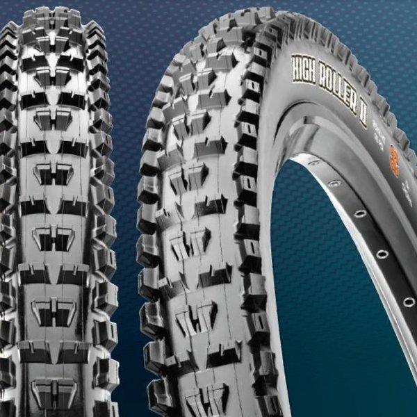 Lambert Maxxis High Roller 2 DH Tires