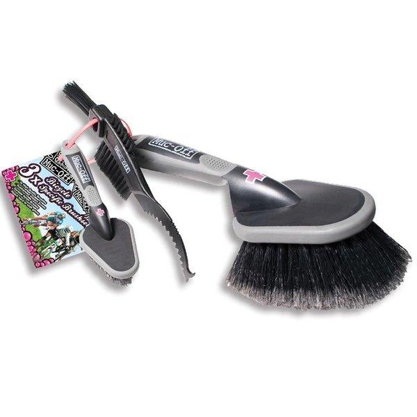 Lambert Muc-Off 3 Piece Brush Kit