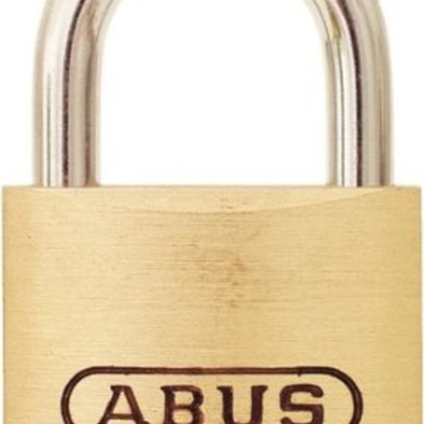 Lambert Abus Brass Padlock 38/21.5/20.5/6.5mm